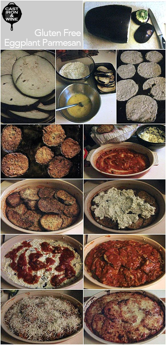 Gluten-Free-Eggplant-Parmesan | I Eat for Fuel...& for Fun. | Pintere ...
