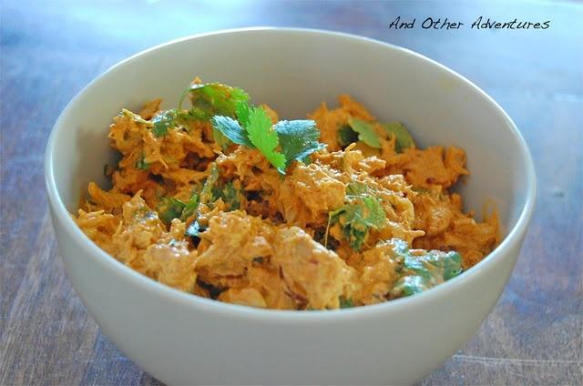 Cajun chicken salad | Delicious Food | Pinterest