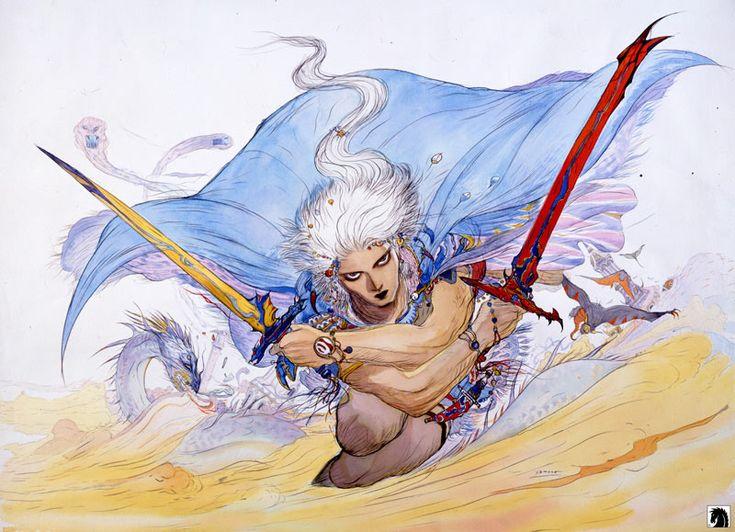 Final fantasy firion