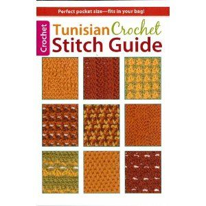 New Tunisian Crochet Stitch Pattern Book Crochet Books Pinterest