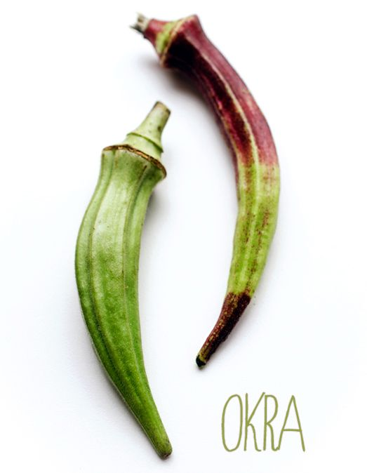 Roasted Okra, Tomato and Garlic Pilaf - Make okra your friend by ...