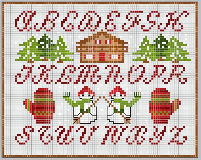 Knitting Charts Christmas : Christmas knitting charts pinterest