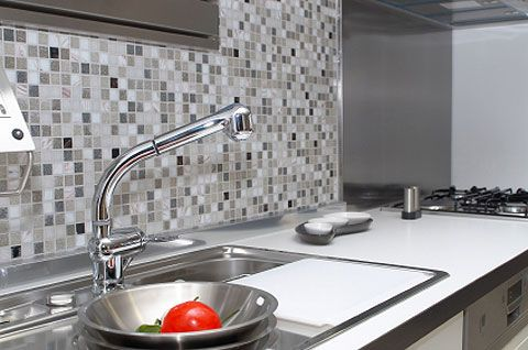 easy install ceramic tile kitchen backsplash how to guide for the