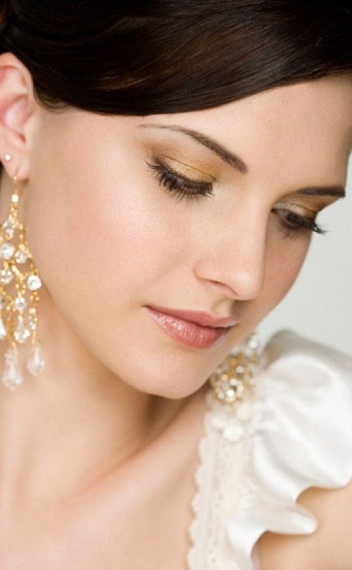 Pics Of Simple Bridal Makeup : simple wedding makeup 2012 Wedding Pinterest