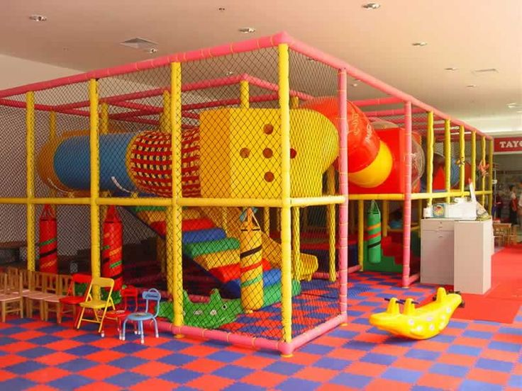 Indoor playground for kids outside activities pinterest for Indoor play activities