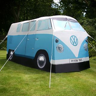 This thing is just way to cool for school. £299.99 #vwcamping #tents #camping #want @Chanae Teakell