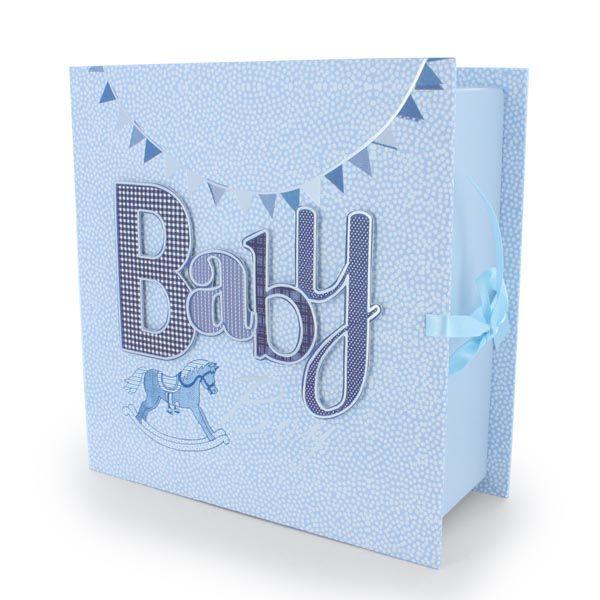 Baby Boy Gift Keepsake : Baby boy keepsake box d babydeco newborns gifts