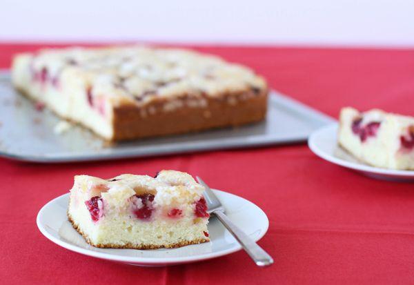 Raspberry buttermilk cake | cakes & pies | Pinterest