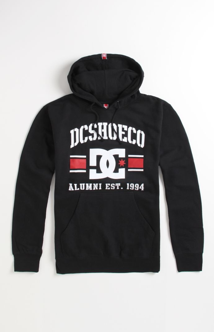 Limited Supply) Click Image Above: Mens Dc Shoes Hoodie - Dc Shoes Rd