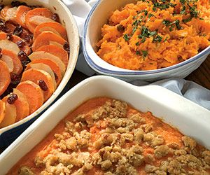 Classic Sweet-Potato Casserole | Recipe