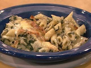 Spinach and Artichoke Mac 'n' Cheese *This was Rachel Ray's MOST ...