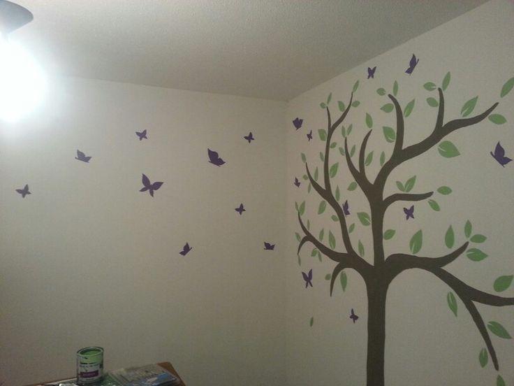 Kinderkamer Ideeen Pip : Kinderkamer ideeen pip muurschilderingen ...