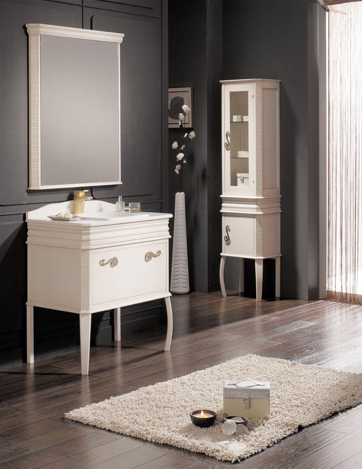 Muebles De Baño Neoclasico:Mueble de baño London