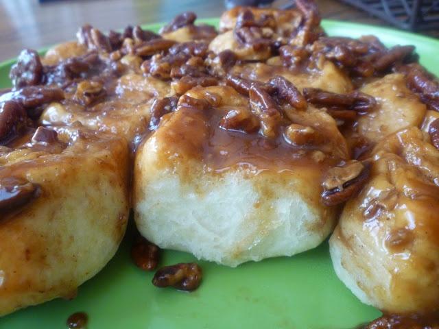 Pecan Sticky Bun Cinnamon Rolls | Bread | Pinterest