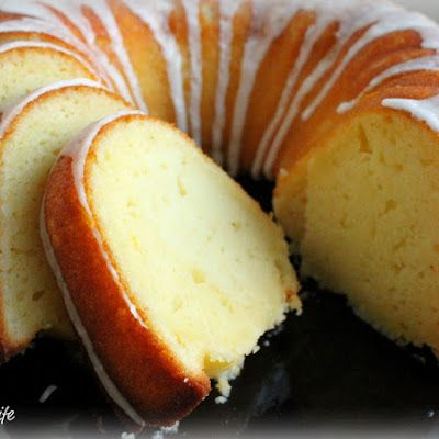 Meyer Lemon-Yogurt Cake Recipe — Dishmaps