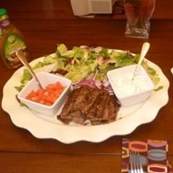 Traditional Gyro Meat | Food and Drink | Pinterest