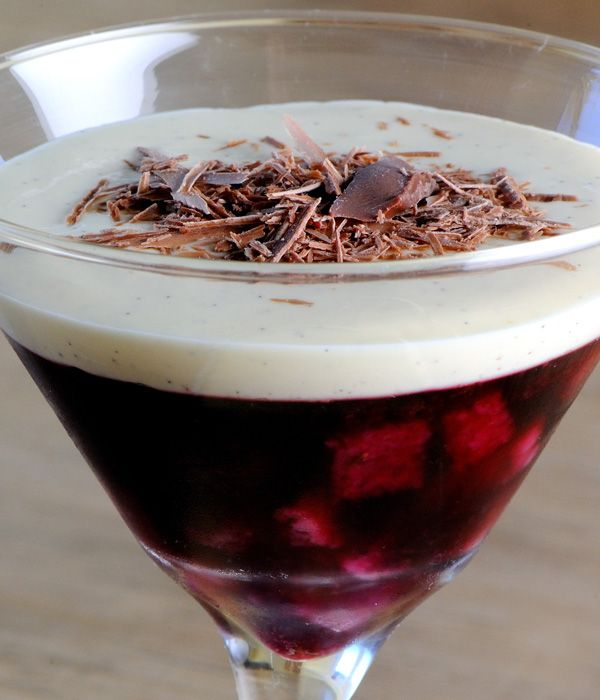 Mark Dodson's sophisticated mixed berry trifle recipe heralds the ...