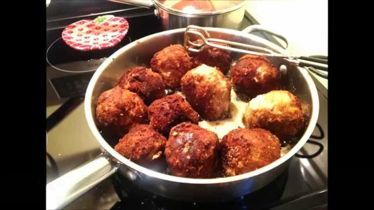 My famous italian turkey meatballs! | Awesome Recipes | Pinterest