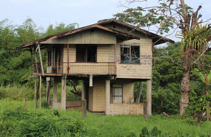 Huizen in Suriname  Fotografie in Suriname  Pinterest