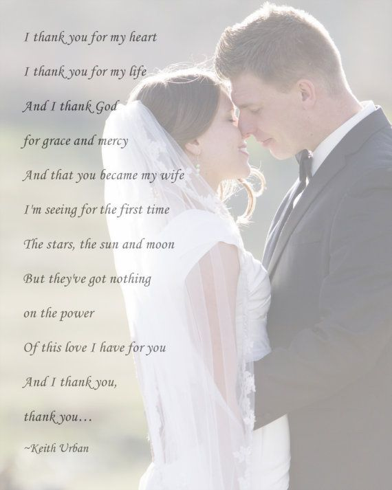 Custom made gift- Poem, wedding song, or your choice of anything over ...