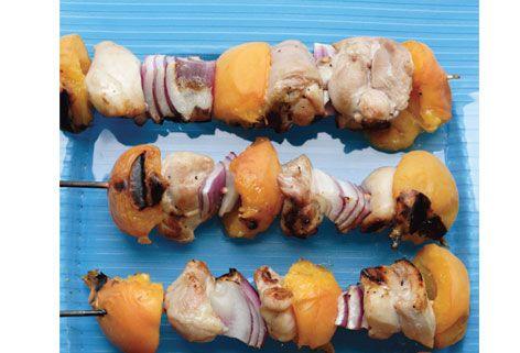 Apricot Chicken Skewers | Chickens & Turkeys & Ducks - Oh My | Pinter...