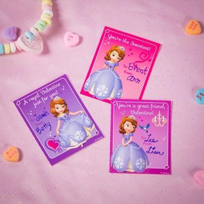 disney junior valentines day card maker