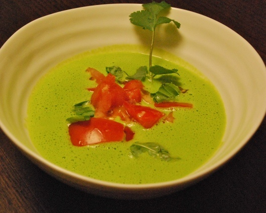Green Curry Soup Raw   Food   Pinterest