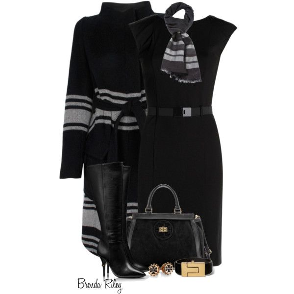 """Stripes & Boots"" by brendariley-1 on Polyvore"