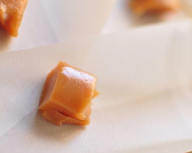 Soft Caramels | Baking | Pinterest