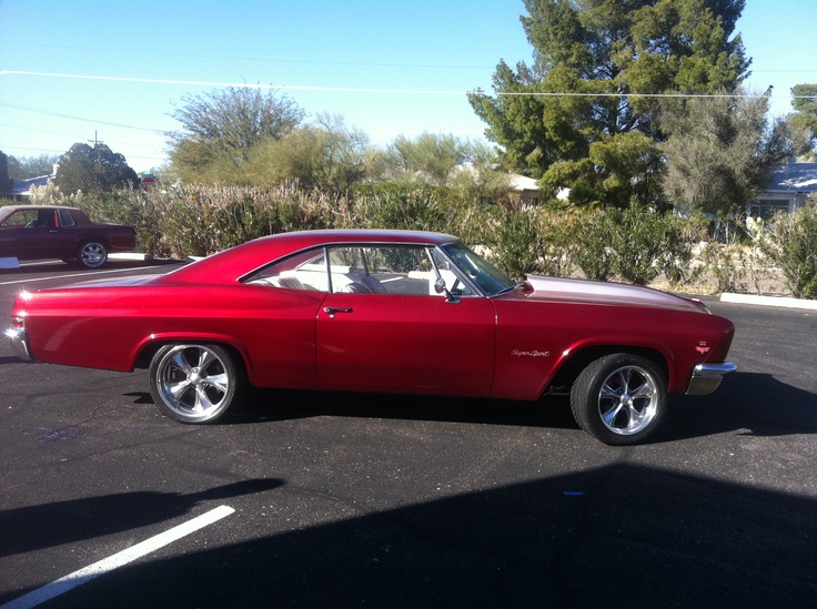 Old Project Muscle Cars For Sale >> 66 Chevy Impala Super Sport | Autos Post