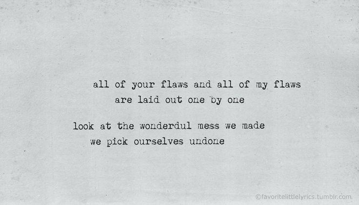 bastille flaws lyrics übersetzung