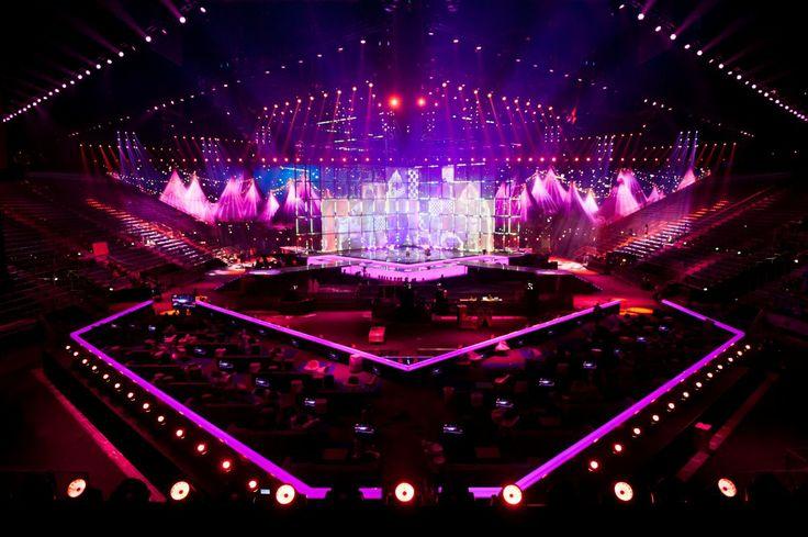 eurovision tv rehearsal