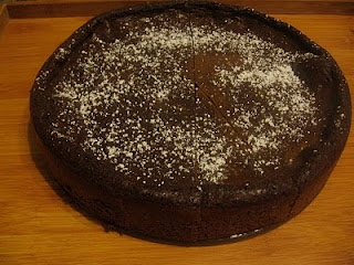 "Vegan ""Flourless"" Chocolate Cake Recipe — Dishmaps"
