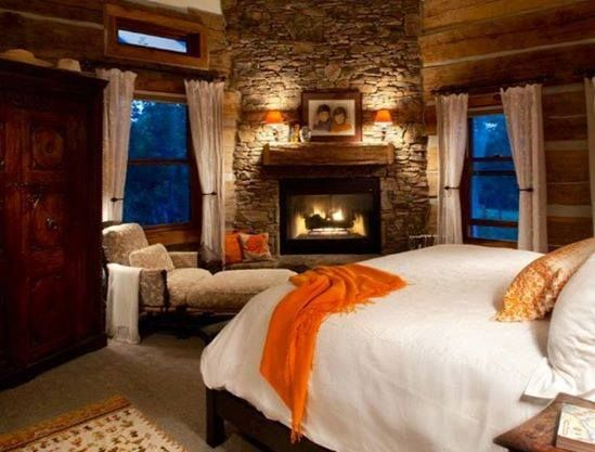 Master Bedroom Fireplace For The Home Pinterest