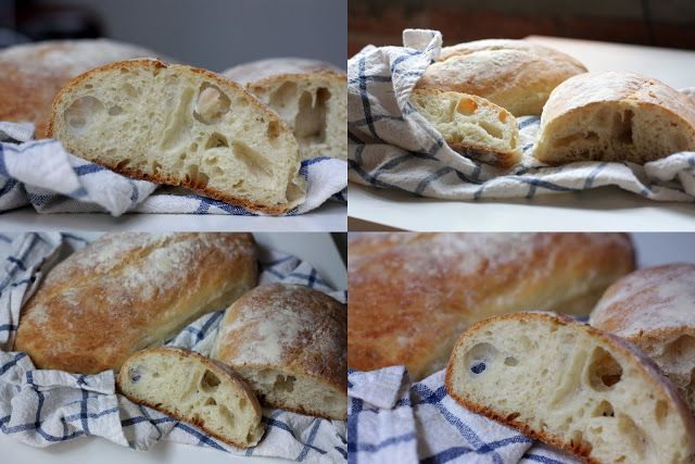 dolce foodahow to make perfect ciabatta bread ciabatta bread ciabatta ...