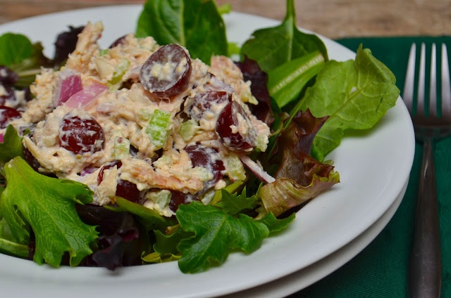 Chicken Salad With Grapes And Walnuts Recipes — Dishmaps