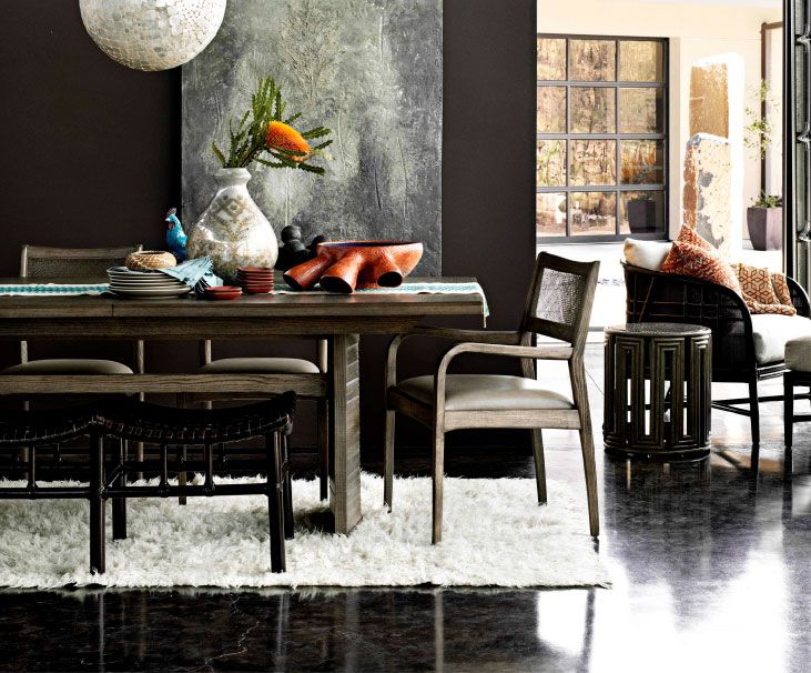 mcguire furniture  Elements of Home  Pinterest