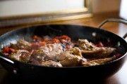 Rabbit Stew with Mushrooms   Recipe