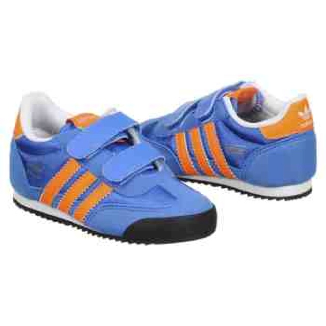 Cute Adidas baby shoes