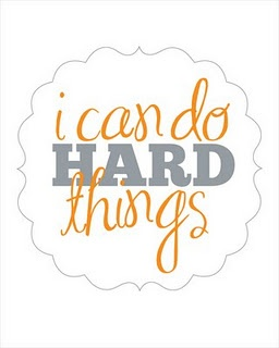 I Can Do Hard Things