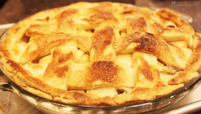 Grandma Ople's Apple Pie | Recipes | Pinterest