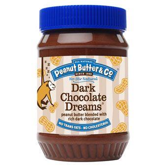 dark chocolate + peanut butter = perfection