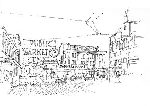 seattle coloring pages seattle free colouring pages
