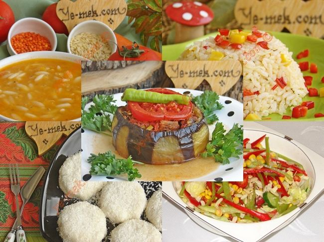 16. Gün İftar Menüsü | Ramazan Yemek Menüleri | Pinterest