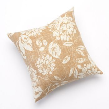 Kohls Pillow Living Room Decor Pinterest