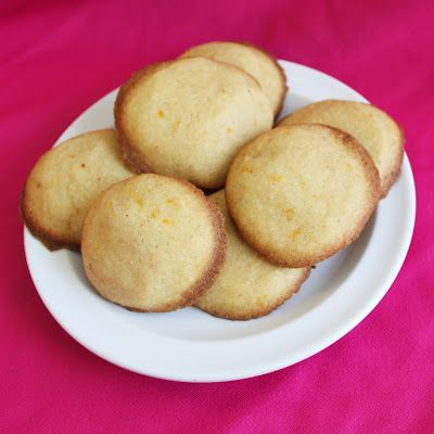 Orange-Cardamom Sugar Cookies | baking | Pinterest