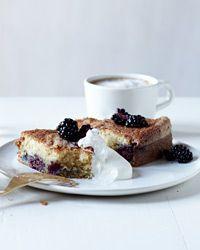 Buttermilk Cake with Blackberries - Food & Wine