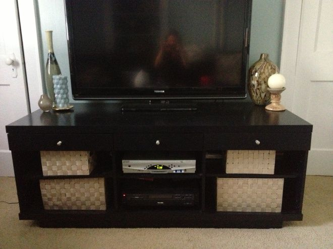 Tv stand  TV above mantle ideas  Pinterest