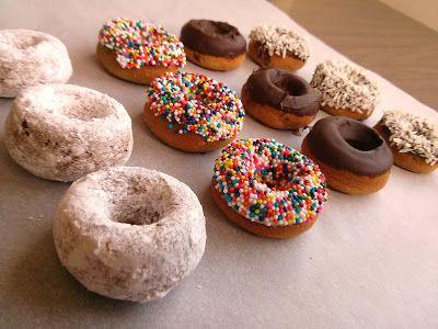 vegan gluten free donuts | Vegan | Pinterest