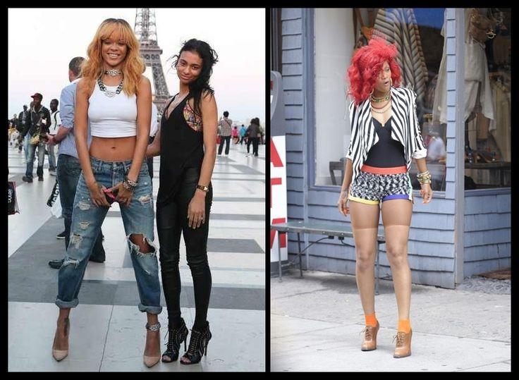 Rihanna Casual Style Celebrity Style Pinterest